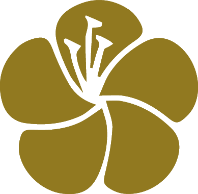 brown flower icon