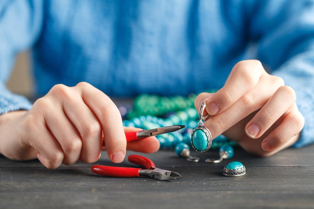 Makers + Crafters   Jewelry Making Workshop