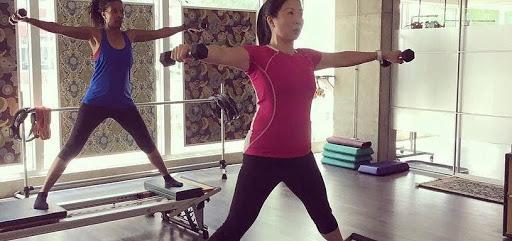 Pilates at L+A Healing Studio